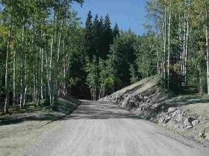 Smith Hill Ranch private road