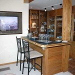 Wet Bar counter