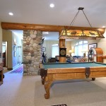 481 Game room pool table