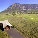 SOLD, Fairway views from this Mountain Home at Skyland, Club of Crested Butte