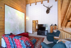 Loft 2nd living area