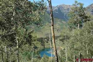 Nicholson Lake from TSHR #7