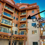 Mountaineer Square Deluxe Studio Unit #408, base area convenience with all the amenities