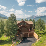 Ski In – Ski Out –  4 bedrooms + Office, 4 bath, Exclusive Gold Link neighborhood in Mt. Crested Butte